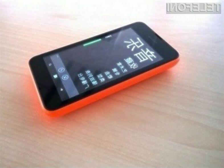 Nokia Lumia 530: Novi superpoceni mobilnik Windows Phone