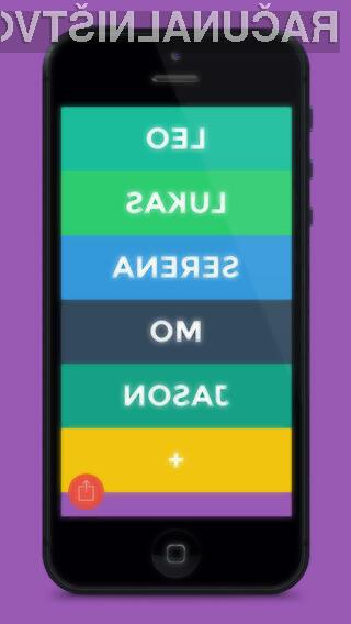Najbolj preprosta mobilna aplikacija Yo je trenutno vrednotena na kar preračunanih 7,4 milijona evrov.