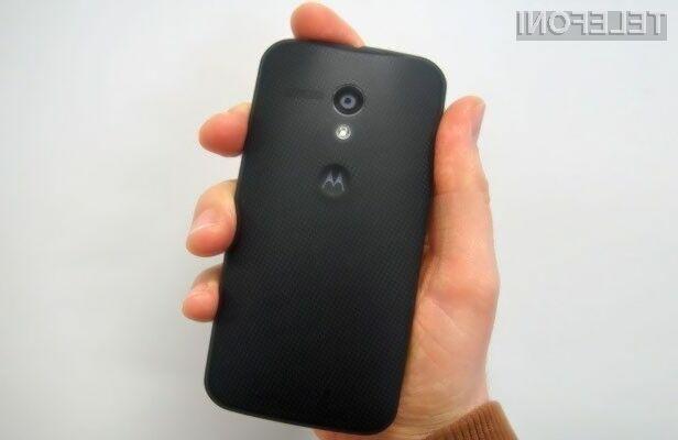 Izjemni pametni mobilni telefon Motorola Moto X+1 naj bi bil jeseni naprodaj tudi pri nas!
