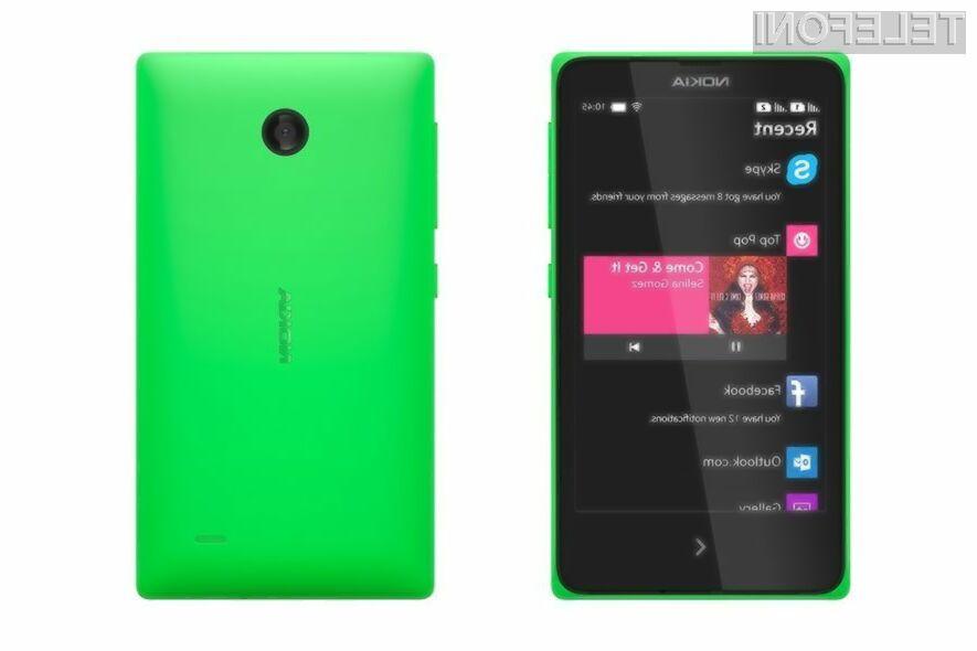 Prirejeno mobilni operacijski sistem Android naj bi se odlično prilegal tudi mobilnikom Nokia Lumia.