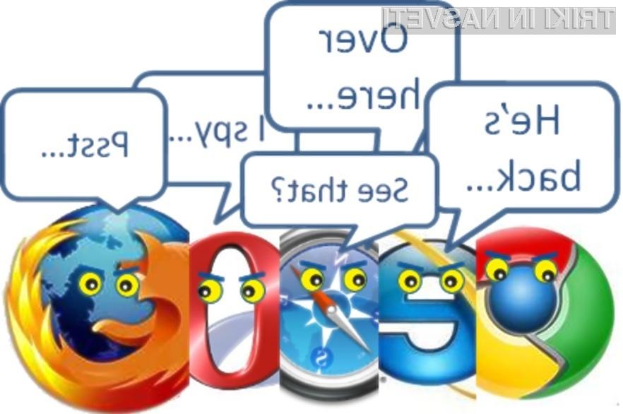 Upravljalci spletnih strani vam lahko sledijo tudi brez uporabe piškotov!