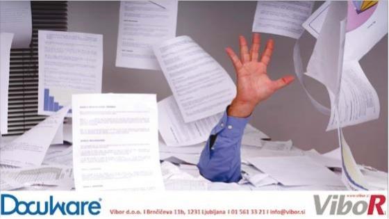 5 razlogov za brezpapirno pisarno