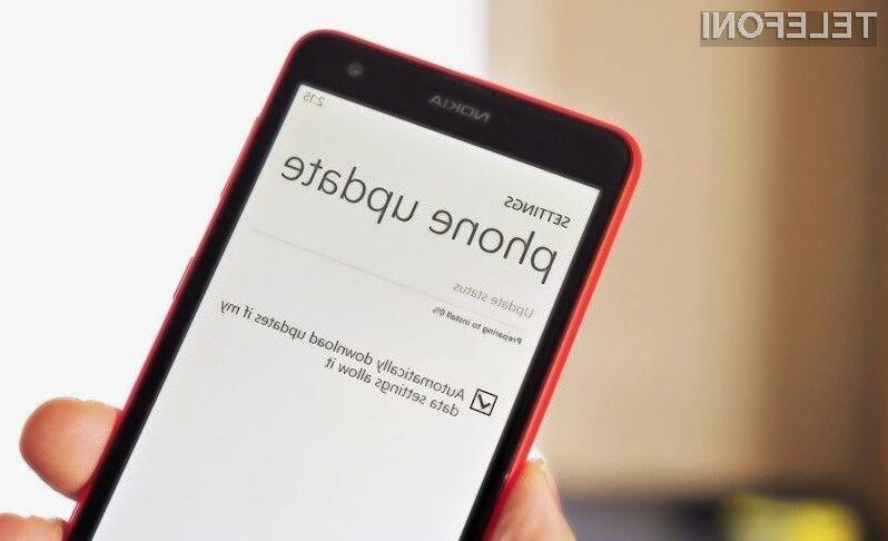 Windows Phone 8.1 bo vsem uporabnikom novejših mobilnikov Nokia na voljo najkasneje do druge polovice avgusta.