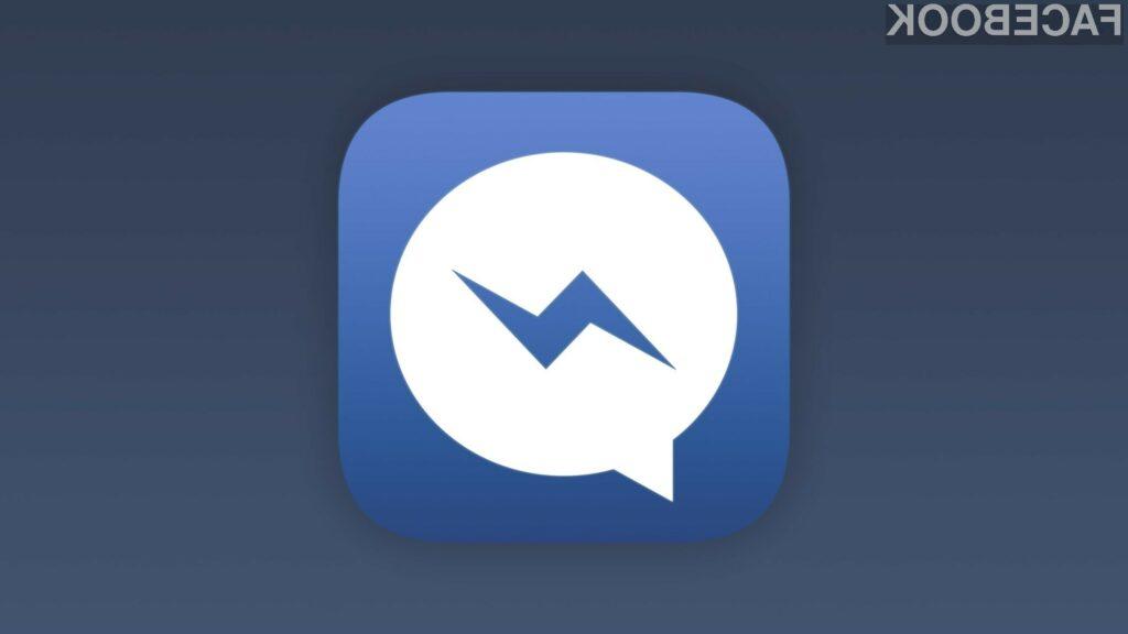 Facebook bo odklopil možnost pogovorov