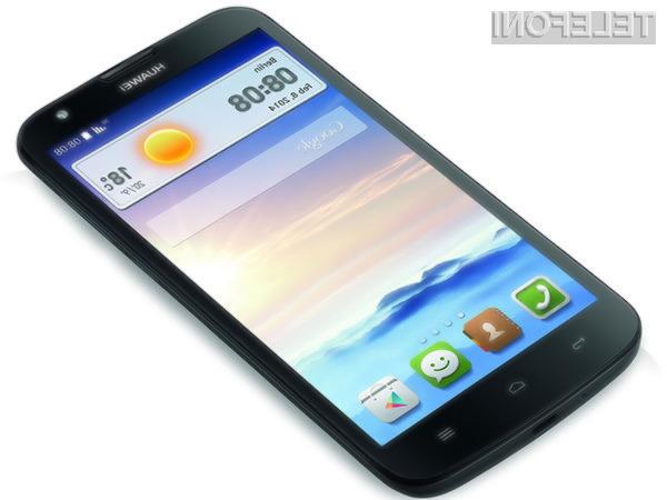 Pametni mobilni telefon Huawei Ascend G730 bo zlahka prepričal tudi nekoliko zahtevnejše uporabnike storitev mobilne telefonije.
