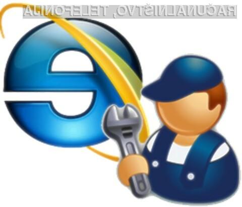 Internet Explorer je prevzel lovoriko najbolj ranljive programske opreme na modrem planetu!