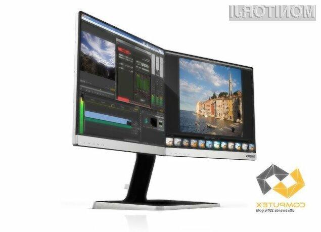 Zaslon Philips 19DP6QJNS je kot nalašč za tiste, ki se pri delu srečujejo z večjim številom dokumentov oziroma uporabljajo različna orodja za modeliranje ali pripravo spletnih strani.