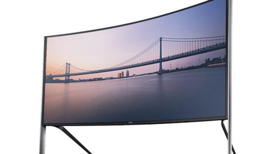 V Evropi bo za vrhunski televizor Samsung UN105S9W treba odšteti kar 120.000 evrov.