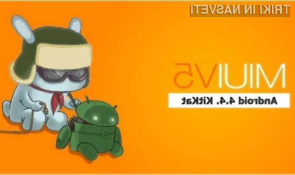 Operacijski sistem MIUI V5 Android 4.4 KitKat na voljo za kar 17 mobilnikov Android!