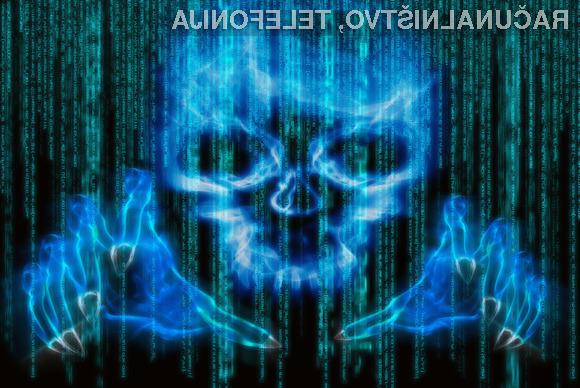 12 % podjetij se sooča s ciljno usmerjenimi napadi