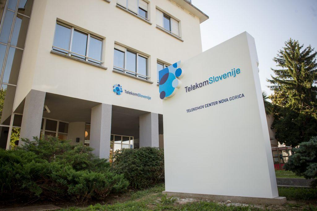 Telekomov center Nova Gorica