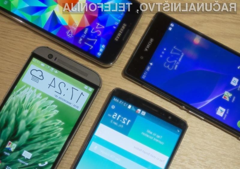 Na preizkusu se je med vsemi najbolje odrezal pametni mobilni telefon Samsung Galaxy Note 2 s procesorjem Snapdragon 800.