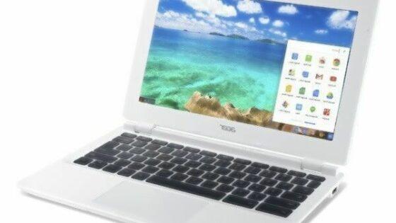 Prenosnik Acer Chromebook 13 z zaslonom FHD naj bi zlahka opravil tudi z nekoliko zahtevnejšimi nalogami!