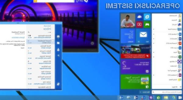 Inovativni gumb Start naj bi bil glavni adut operacijskega sistema Windows 9.
