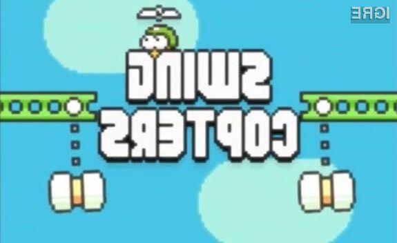 Igra Swing Copters je še pred uradnim izidom imela na ducate posnemovalcev!
