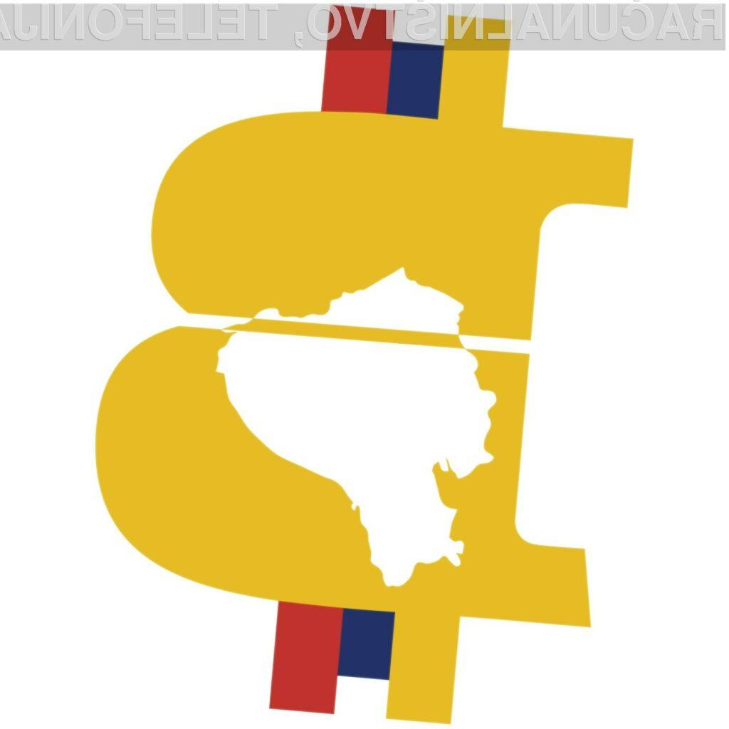Ekvadorju naj bi večjo neodvisnost od ameriškega dolarja prinesla lastna digitalna valuta!