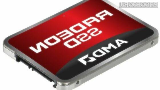 Podjetje AMD naj bi kmalu ponudilo v prodajo cenovno nadvse ugodne pogone Solid State.