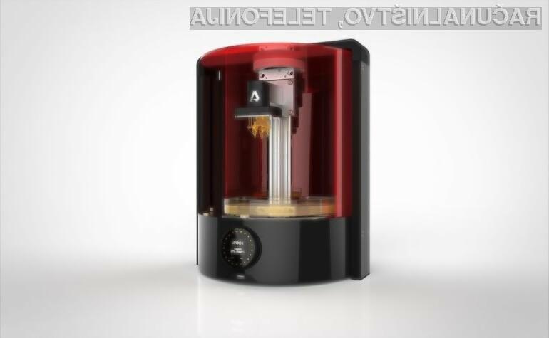 Masovna uporaba 3D tiskalnikov je vsaj še desetletje stran.