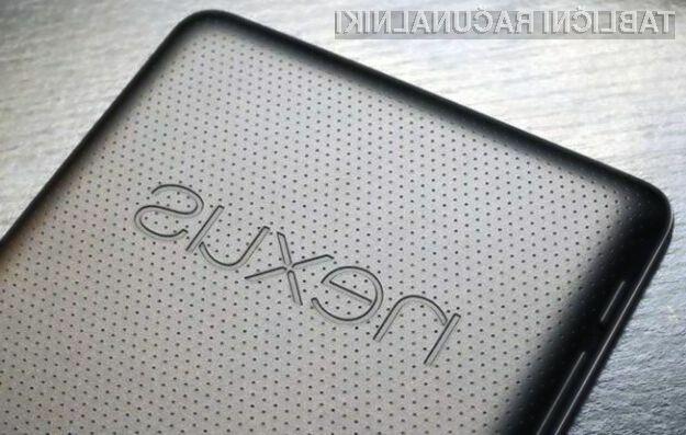 Tablični računalnik Nexus 9 bo prvi, ki bo opremljen z mobilnim operacijskim sistemom Android L.