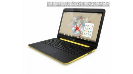 S prenosnikom HP Slatebook 14 zagotovo ne boste ostali neopaženi!