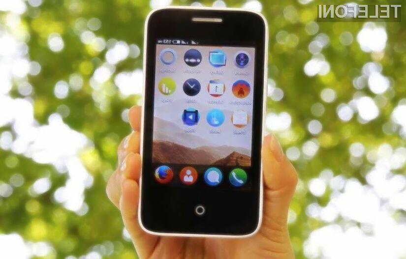 Superpoceni Mozillin pametni mobilni telefon je pisan na kožo manj zahtevnim uporabnikom in začetnikom.