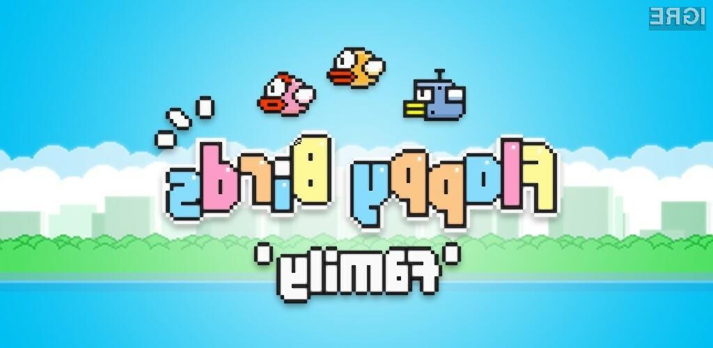 Prenovljena igra Flappy Birds Family je žal na voljo le za uporabnike večpredstavnostnega predvajalnika Fire TV!