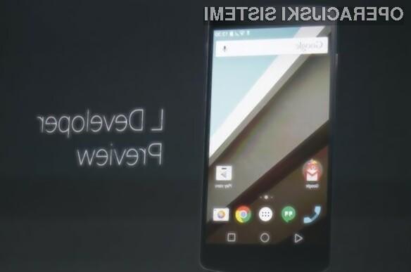 Android L že 19. septembra?
