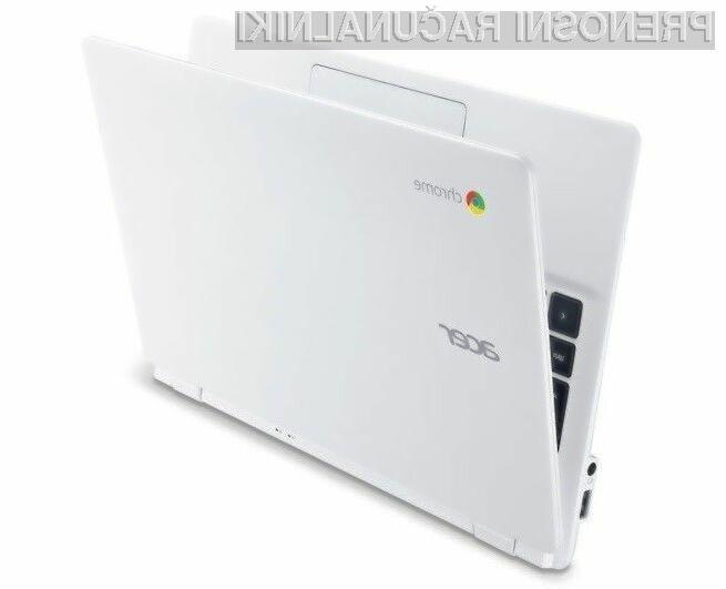 Zmogljivejši Acer Chromebook 11 za ljubitelje Chroma OS