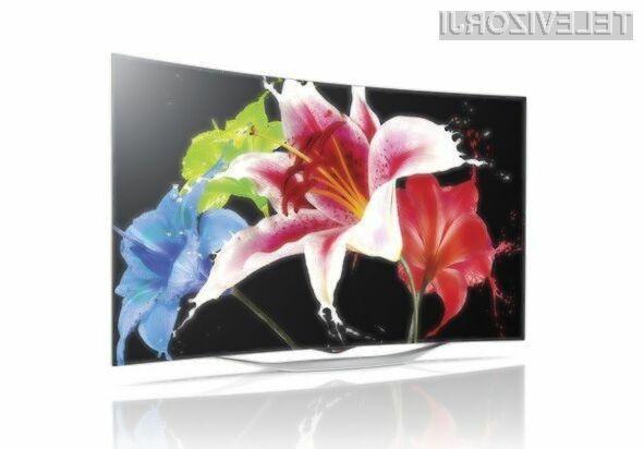 Ukrivljen televizor LG 55EC9300 za nižko maloprodajno ceno ponuja izjemno uporabniško izkušnjo!