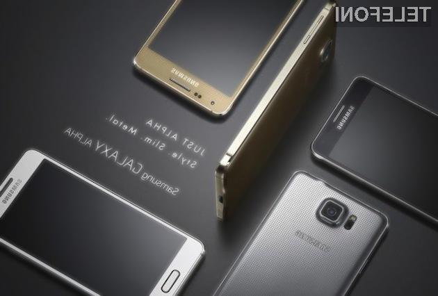 Nezanimivi mobilniki Samsung izgubili 2 odstotka trga