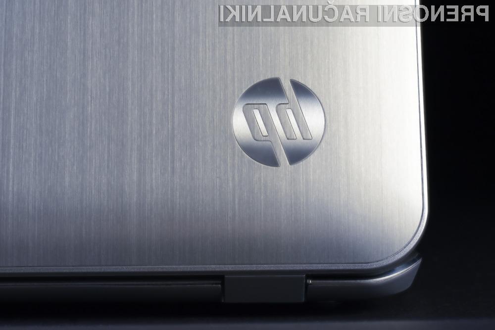 Prenosnik HP bo navdušil predvsem tiste, ki za nakup prenosnega računalnika Windows niso pripravljeni odšteti gore denarja.