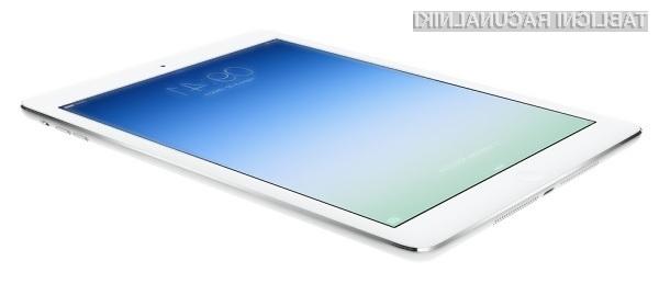 Novi iPad Air vendarle z večjo količino pomnilnika?