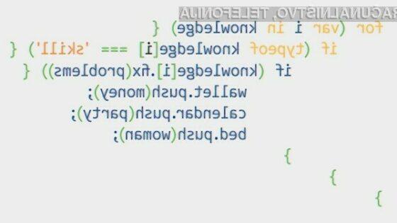 Znate prebrati to kodo?
