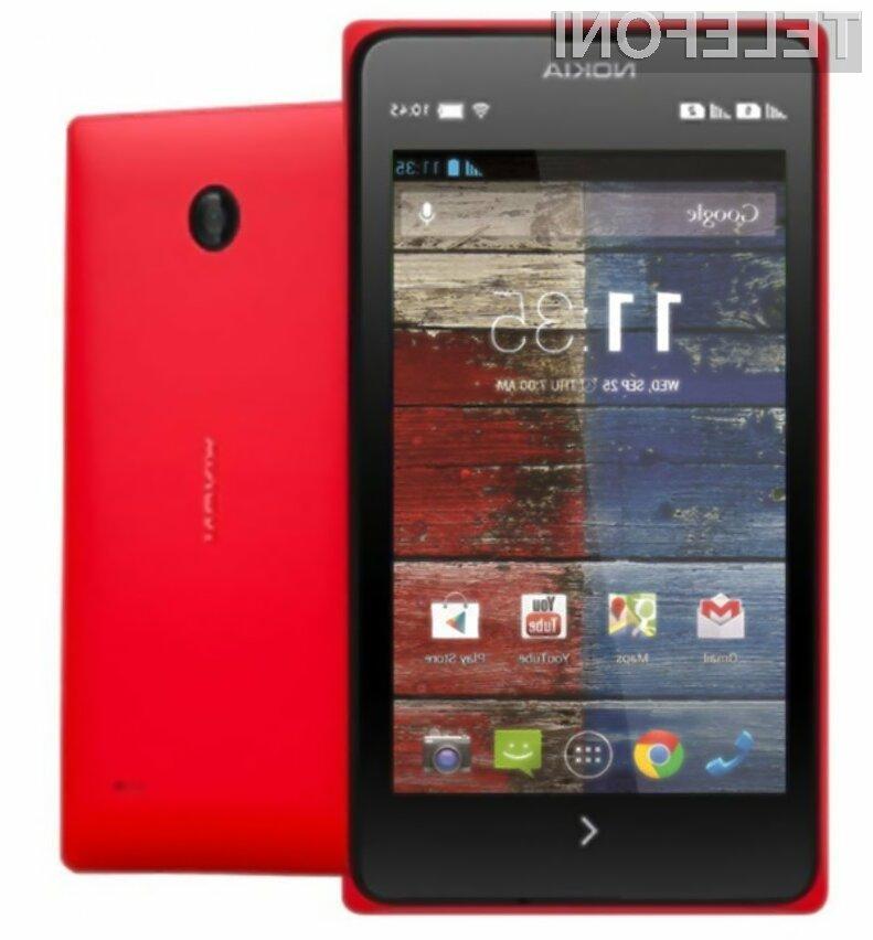 Android 4.4.4. KitKat se odlično znajde na mobilniku Nokia X!