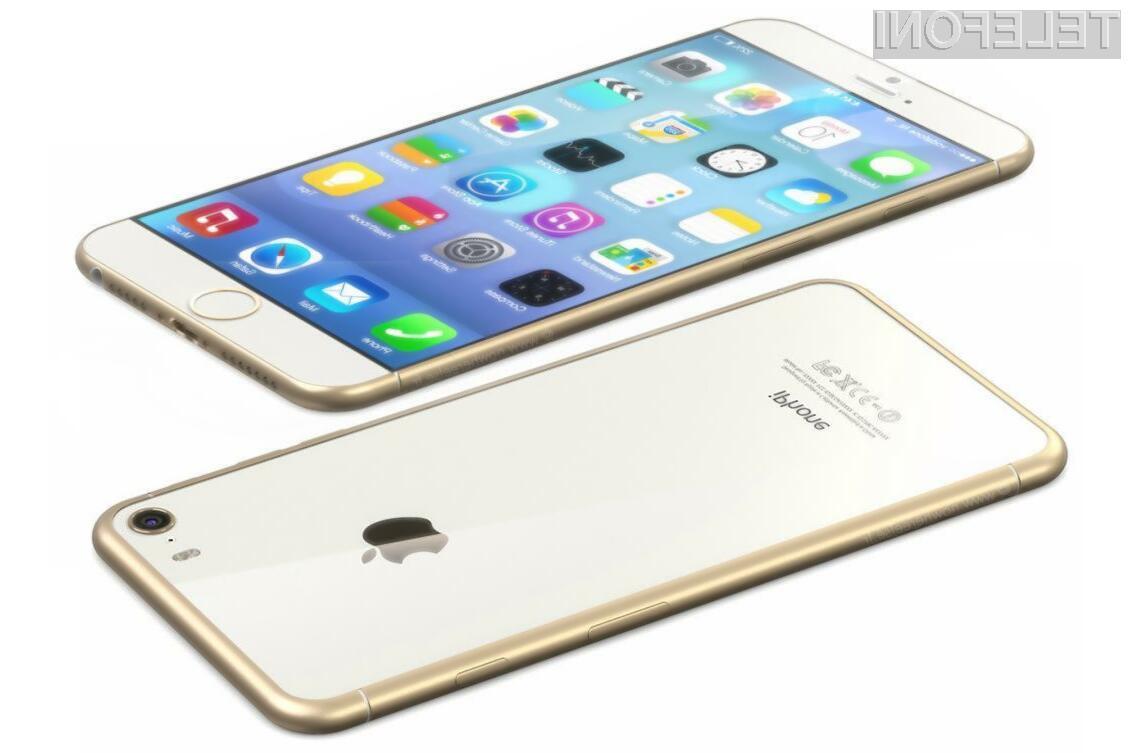 Pametni mobilni telefon Apple iPhone 6L bo zlahka prevzel vlogo kompaktnega tabličnega računalnika.