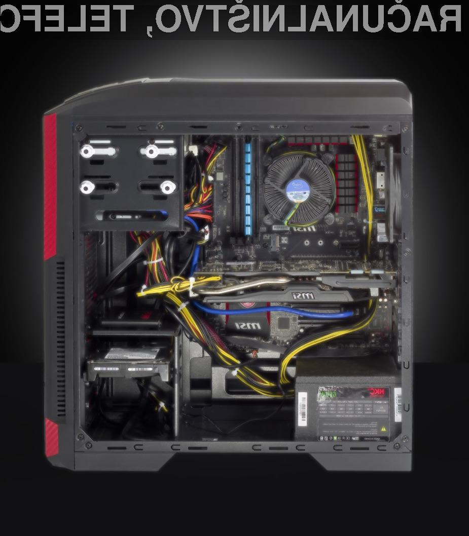 MEGA Gaming računalniki