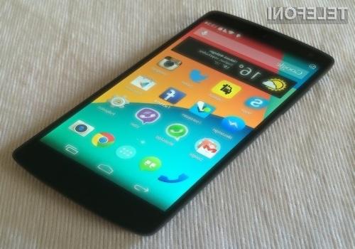 Pametni mobilni telefon Nexus X bo za podjetje Google izdelala hčerinska družba Motorola.