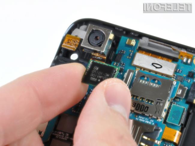 Mobilni procesor Samsung Exynos 5430 naj bi občutno podaljšal avtonomijo delovanja mobilnih naprav!