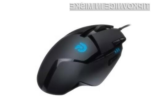 Logitech G420 Hyperion Fury: Najhitrejša računalniška miška na planetu!