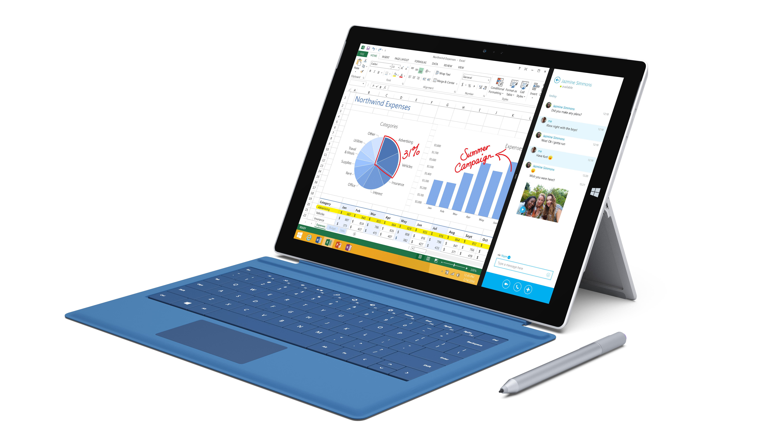 Tablico Microsoft Surface Pro 3 je sedaj mogoče kupiti tako v sosednji Italiji kot Avstriji.