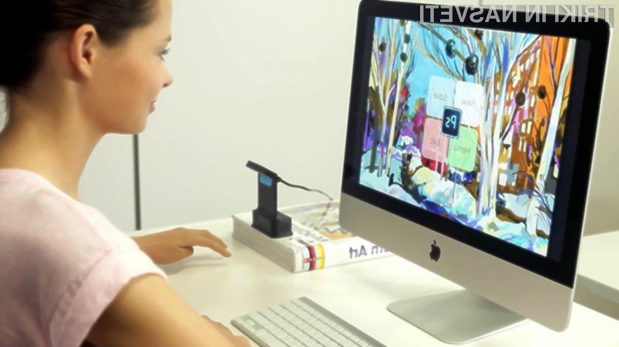 Upravljanje operacijskega sistema Windows in Mac z napravo Touch+ podjetja Ractiv je pravi užitek.
