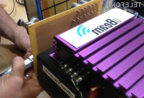 Bomo morali v prihodnje za polnjenje baterije mobilnega telefona poiskati le čim bolj hrupno mesto?