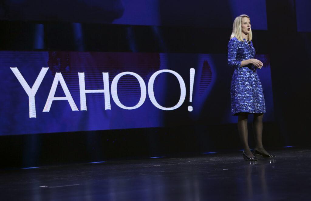 Žalosten dan za Yahoo