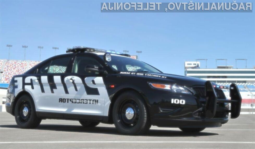 Policijska vozila Ford Police Interceptor 2015 bodo opremljena z najsodobnejšo strojno opremo.