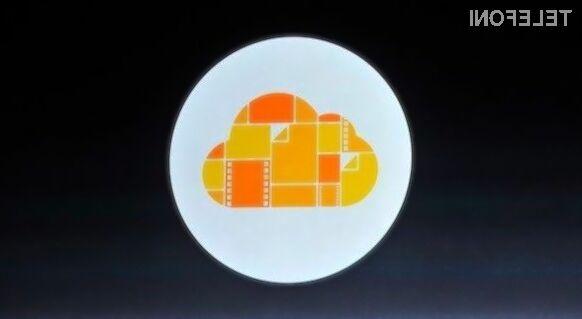 Uporabniki Windowsov so Applovo storitev iCloud Drive prejeli pred uporabniki računalnikov Mac.