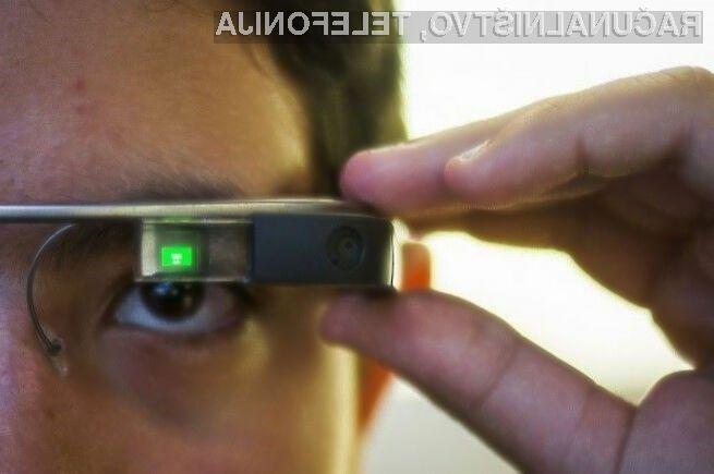 Googlova očala Glass dokazano zmanjšujejo pozornost voznikov na cesti!