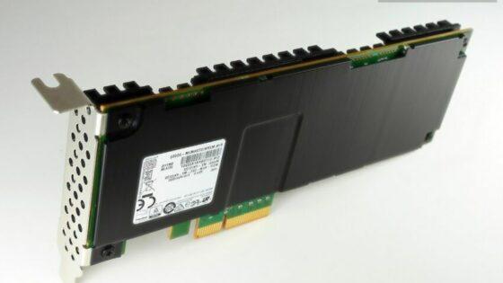 Novi pogon Solid State podjetja Samsung bo zaradi vrtoglave kapacitete kakopak dosegljiv le podjetjem.