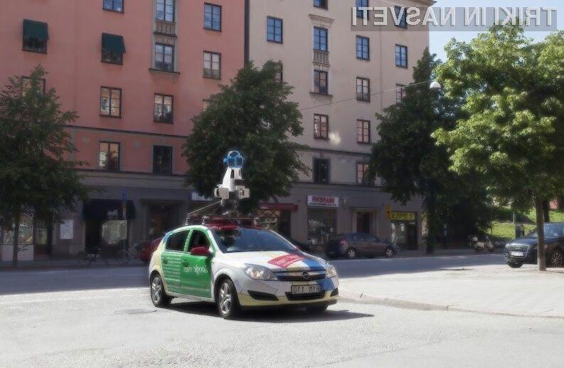 Googlove kamere se bodo ponovno zapeljale po Hrvaški.