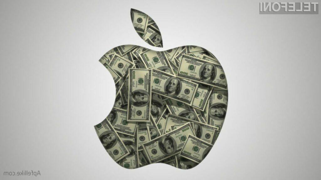 Apple napada PayPal in Google Wallet