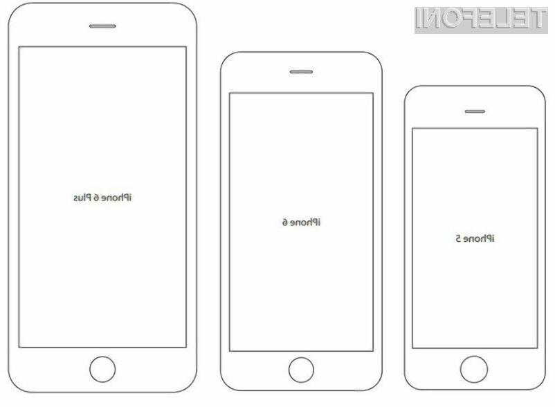 Bodoči kupci Applovih iPhone 6 in iPhone 6 Plus bodo novinca lahko »preizkusili« še preden bo ta naprodaj.